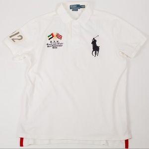 Ralph Lauren Polo Track & Field 1934 UAE Size L